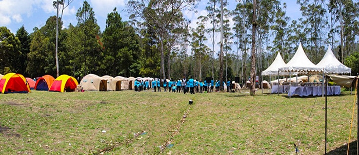 Wisata Ranca Upas Outbound Fun Adventure